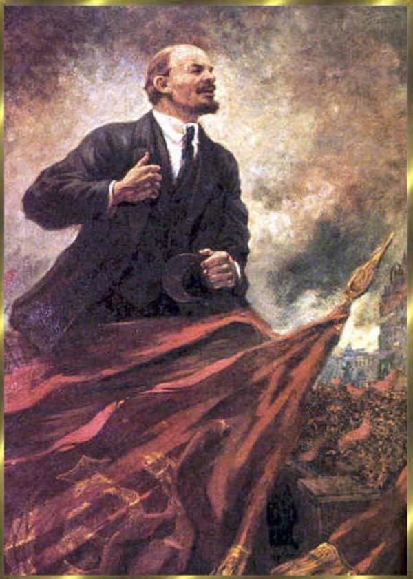 lenin laid the foundation for stalinism essay